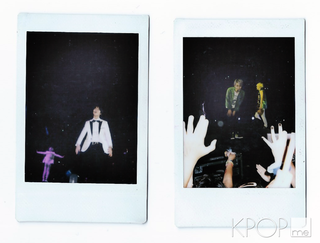 Taemin and Key Instant Photos