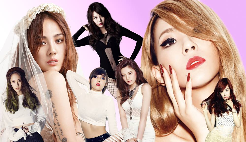 kpop girl power anthems