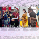 Best K-Pop Music Video Fashion: July Releases