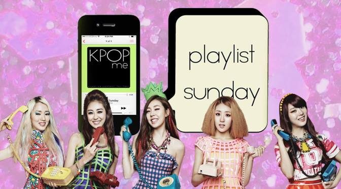 playlist ladies code