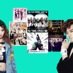 Favorite Japanese Original Releases by K-Pop Artists