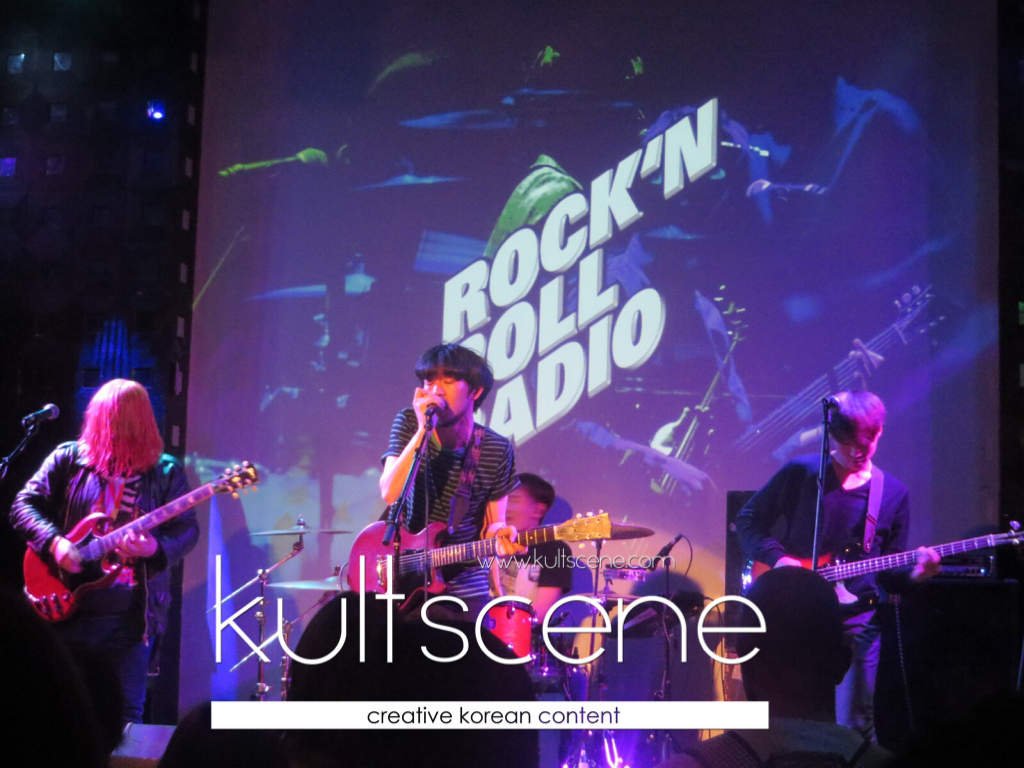 Rock'N'Roll Radio 2014 seoulsonic nyc