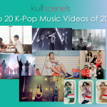 Top 20 K-Pop Music Videos of 2014