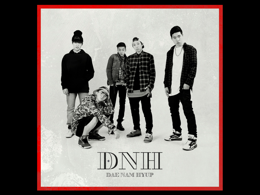 DaeNamHyup profile members dnh