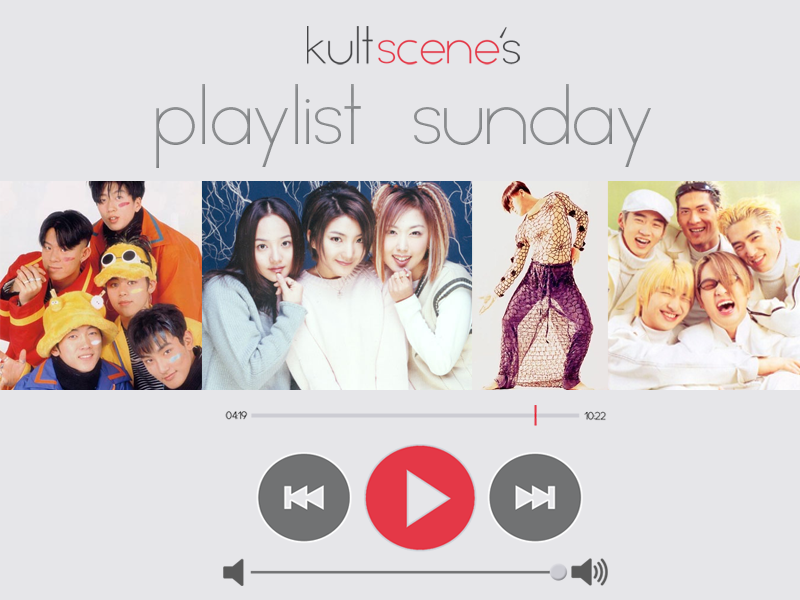 kpop 1990s ses hot playlist 90s