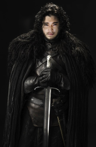 Siwon as Jon Snow KultScene