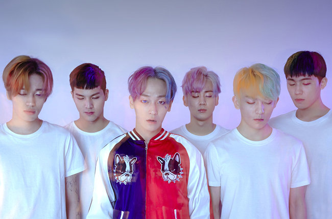 Teen Top Ah Ah Natural Born