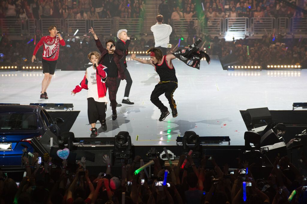 block b kcon 2015 la los angeles