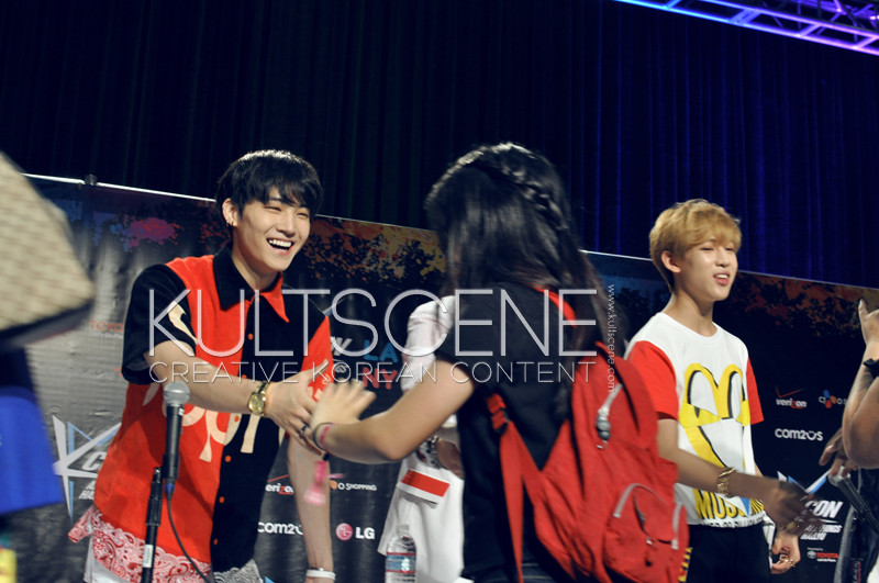 JB GOT7 KCON 15 LA KultScene