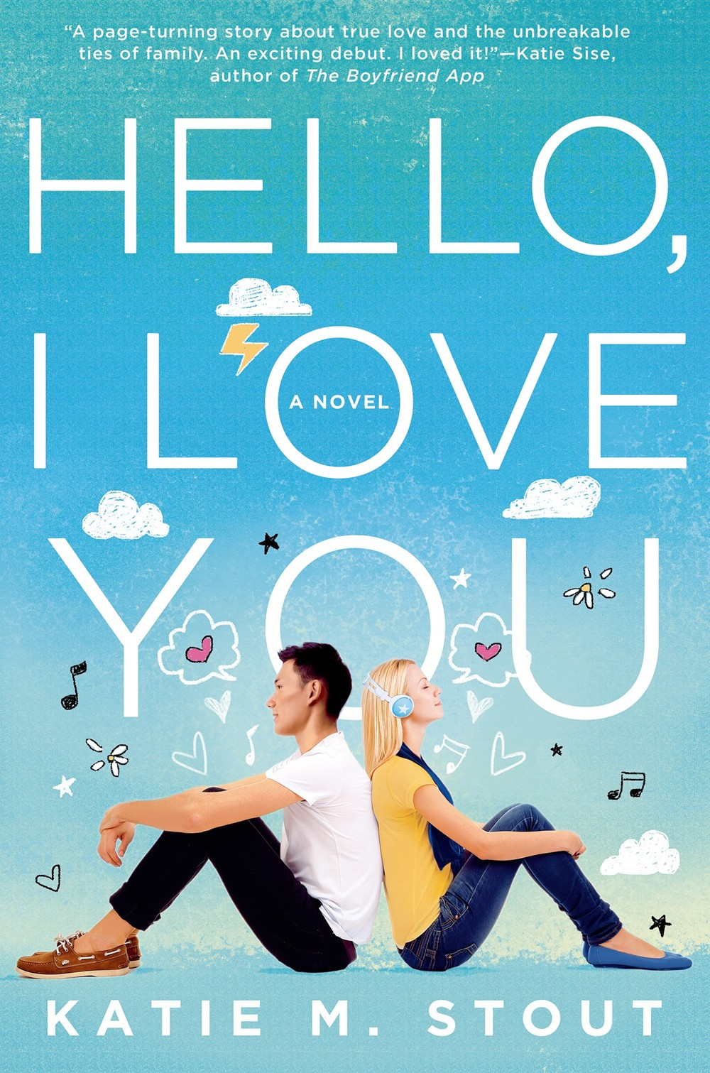 Hello Whello Wgo To Www Bing Com: 'Hello, I Love You' Is (Probably) The First Novel About