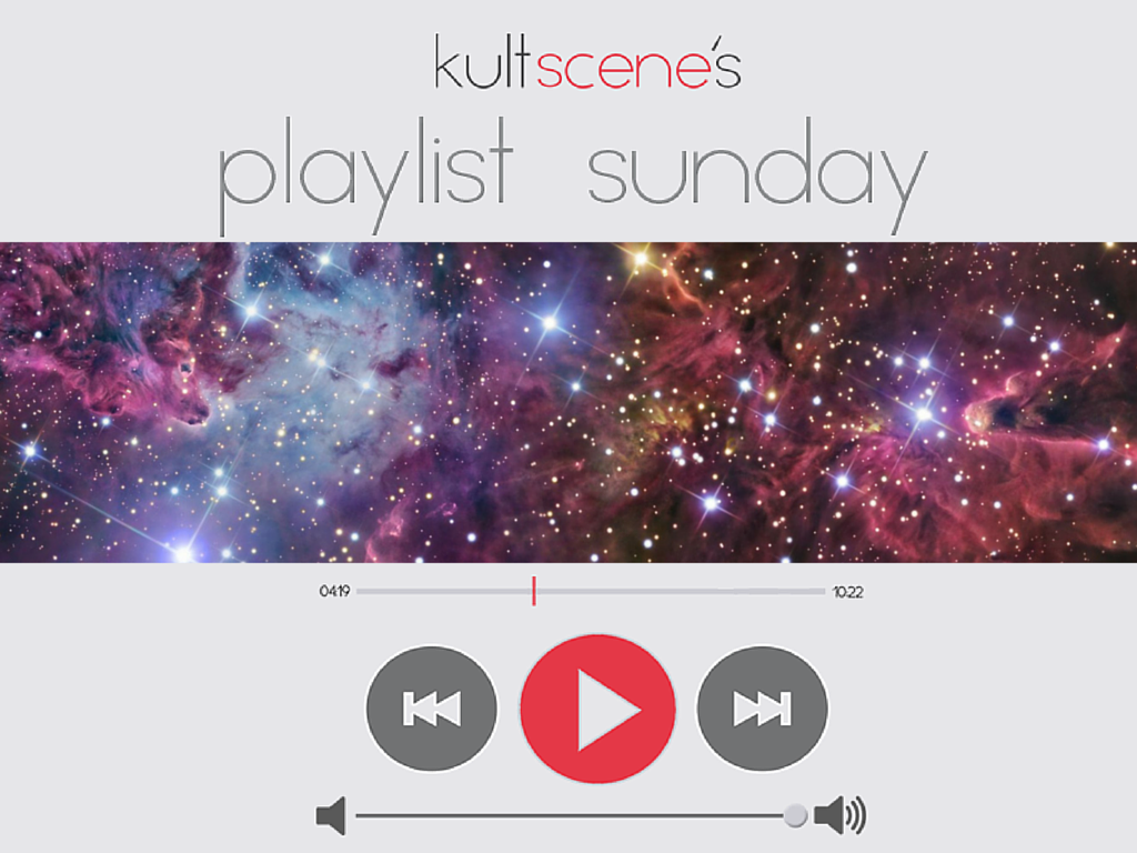 playlist sunday kpop outer space