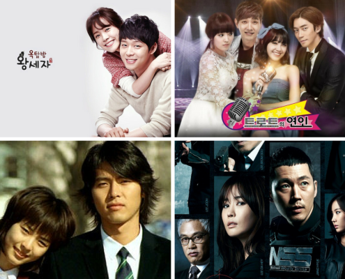 korean drama, ost
