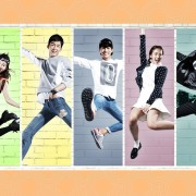 korean drama sassy go go cheer up