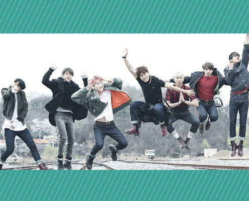 BTS, The Most Beautiful Moment In Life