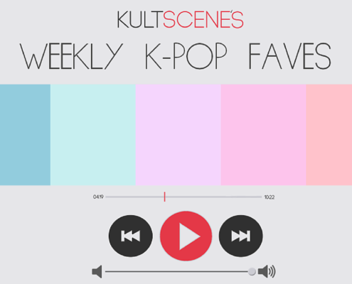 kpop playlist favorites may last week 2016