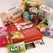 korean snacks free giveaway snack fever korean treats