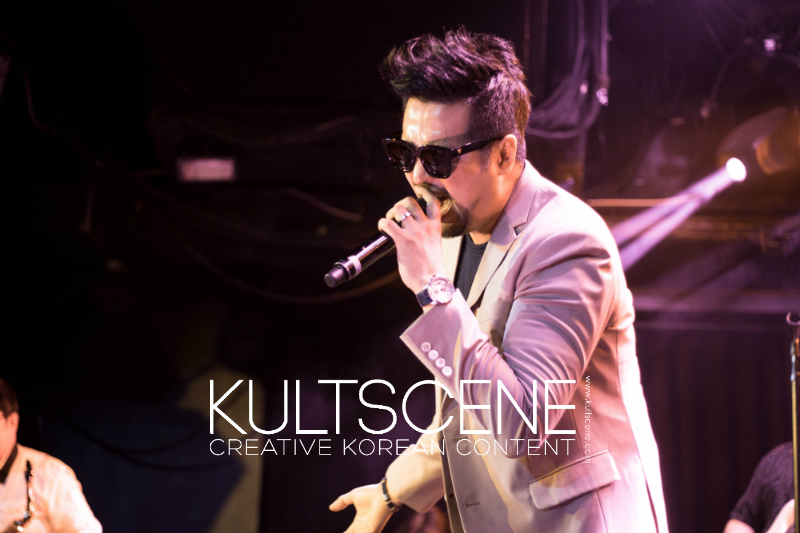 kim tae woo new york nyc show jazz