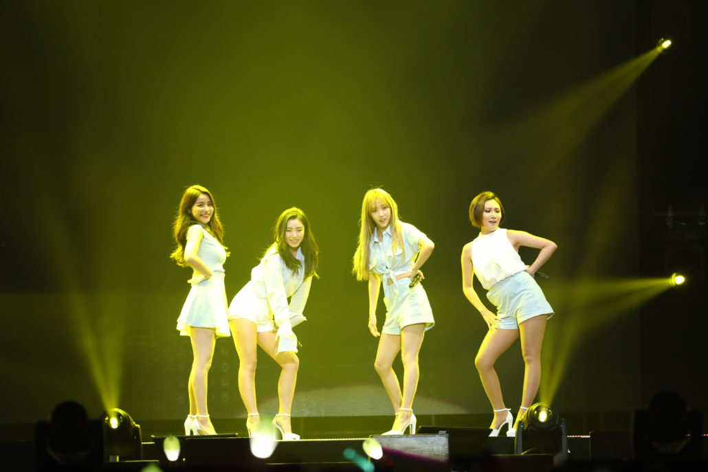 mamamoo kcon new york 2016