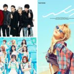 The Big Three: K-Pop Record Label Mid-Year Review