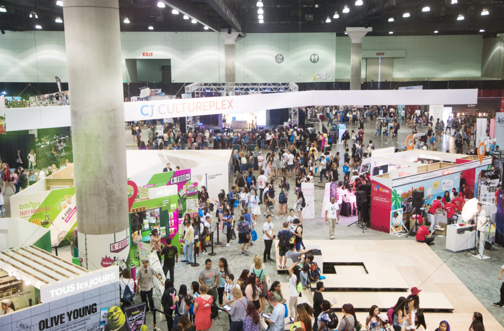 kcon 2016 los angeles 16 la convention