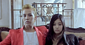 Jennie Kim G-Dragon