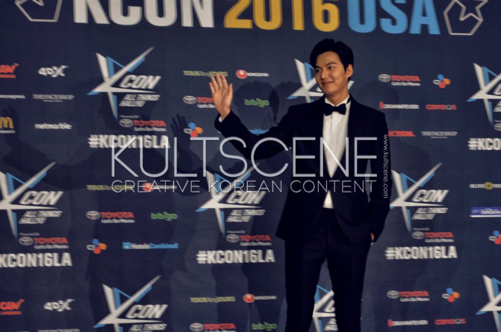 lee min ho kcon los angeles 2016 la 16