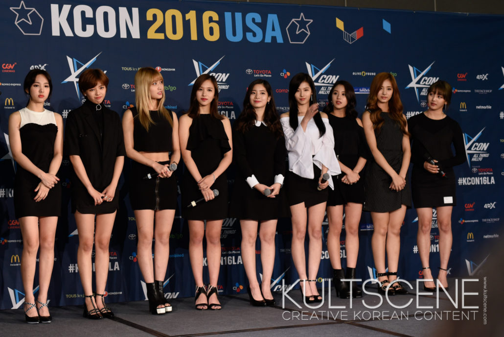 twice kcon la 2016 16 usa los angeles