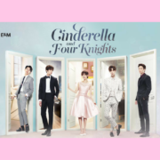 k drama k-drama kdrama quiz Cinderella and Four Knights