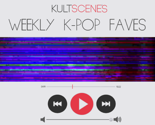 august kpop faves playlist songs 2016