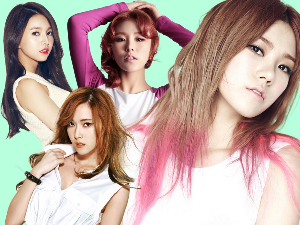 kpop girl power songs playlist feminist feminism