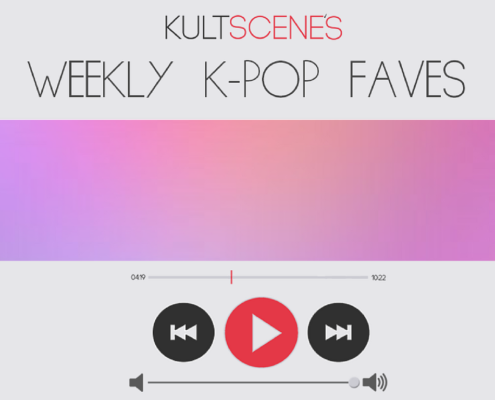 weekly kpop playlist september songs released 2016