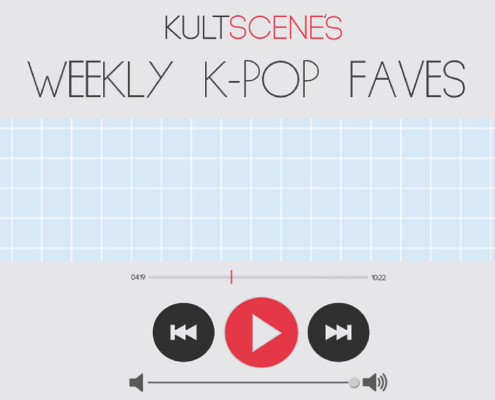 kpop playlist songs september 2016
