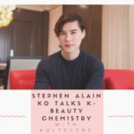 Stephen Alain Ko talks K-beauty chemistry & why there's no magical skincare recipes