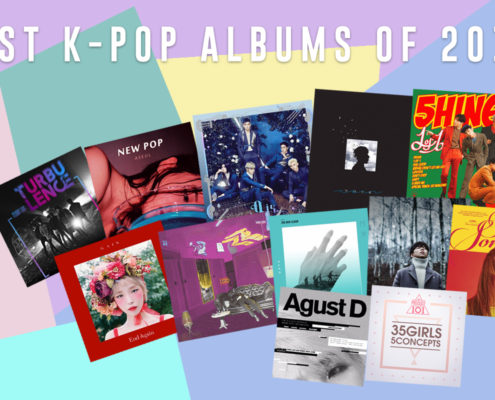 best kpop korean albums 2016 top 16