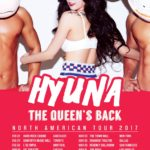 5 reasons to go to Hyuna's North American tour