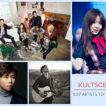 KultScene's 2017 Artists to Watch