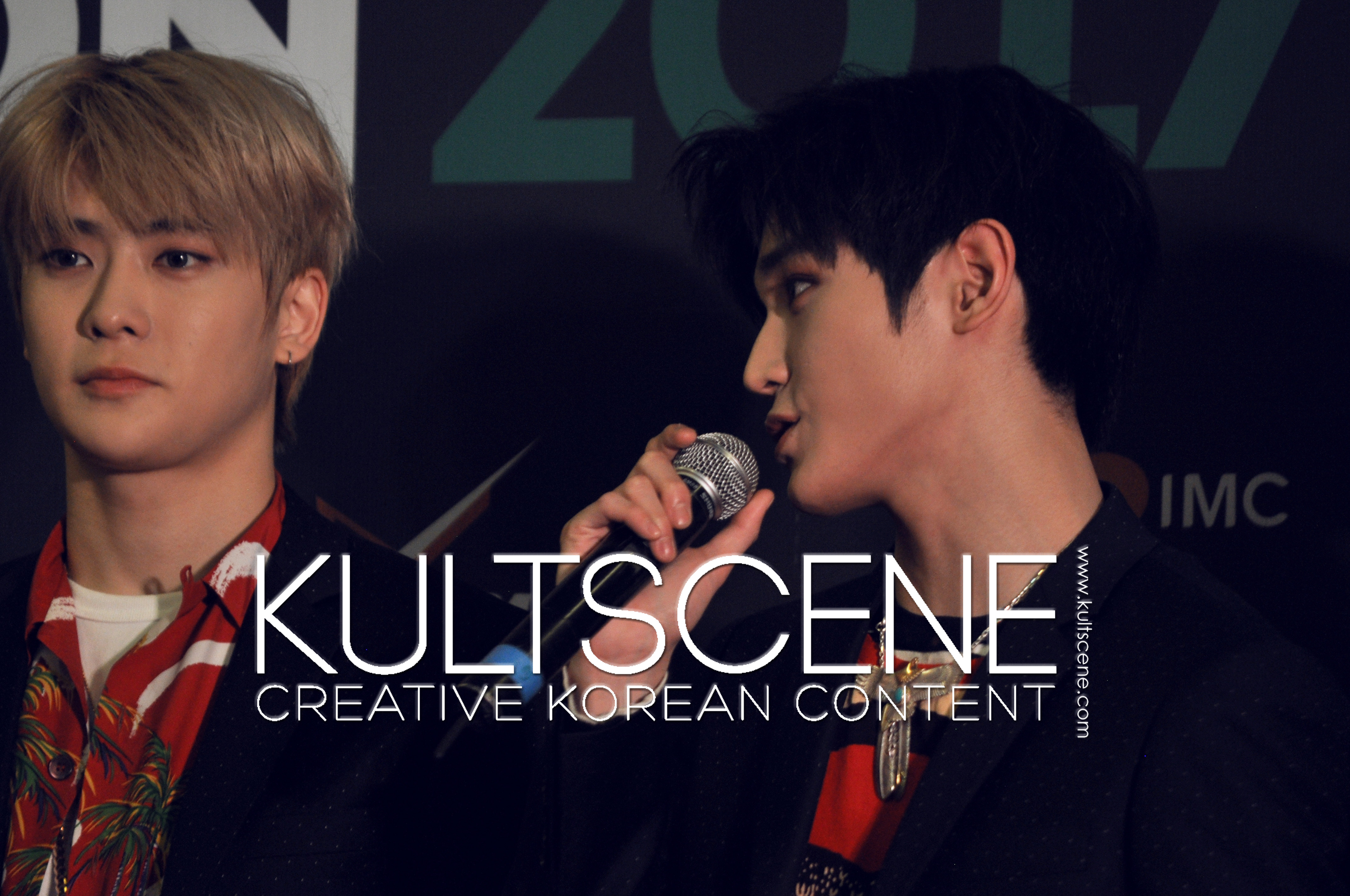 kcon mexico 2017 17 nct 127 taeyong red carpet