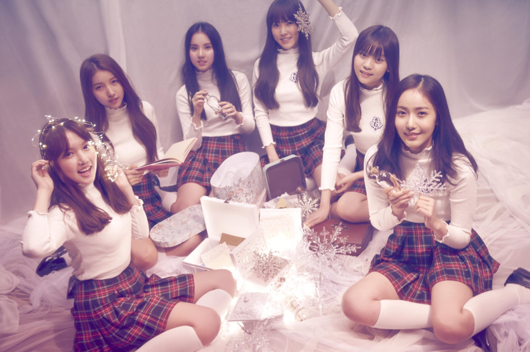 sonic sound kpop k pop k-pop girl groups gfriend