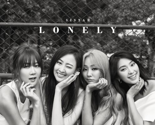 sistar lonely disbandment breakup break up kpop k pop korean girl group band 복사본