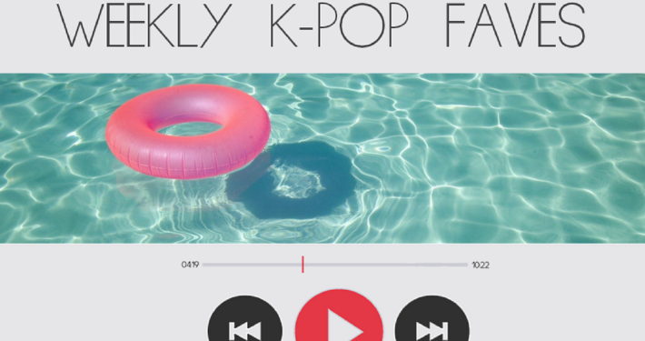 kpop k-pop k pop playlist songs june 2017