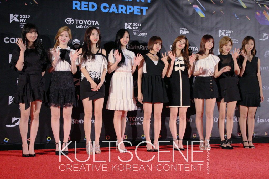 twice kcon new york 2017 17 ny kpop k-pop