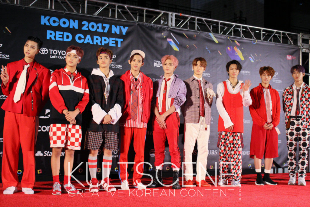 nct127 nct 127 kcon new york 2017 17 ny nyc kpop k-pop