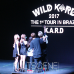 The 'Wild K.A.R.D. Tour' in São Paulo was as wild & hot as expected