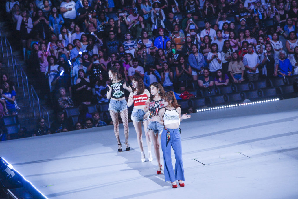 los angeles kcon 2017 17 girls day girl's day