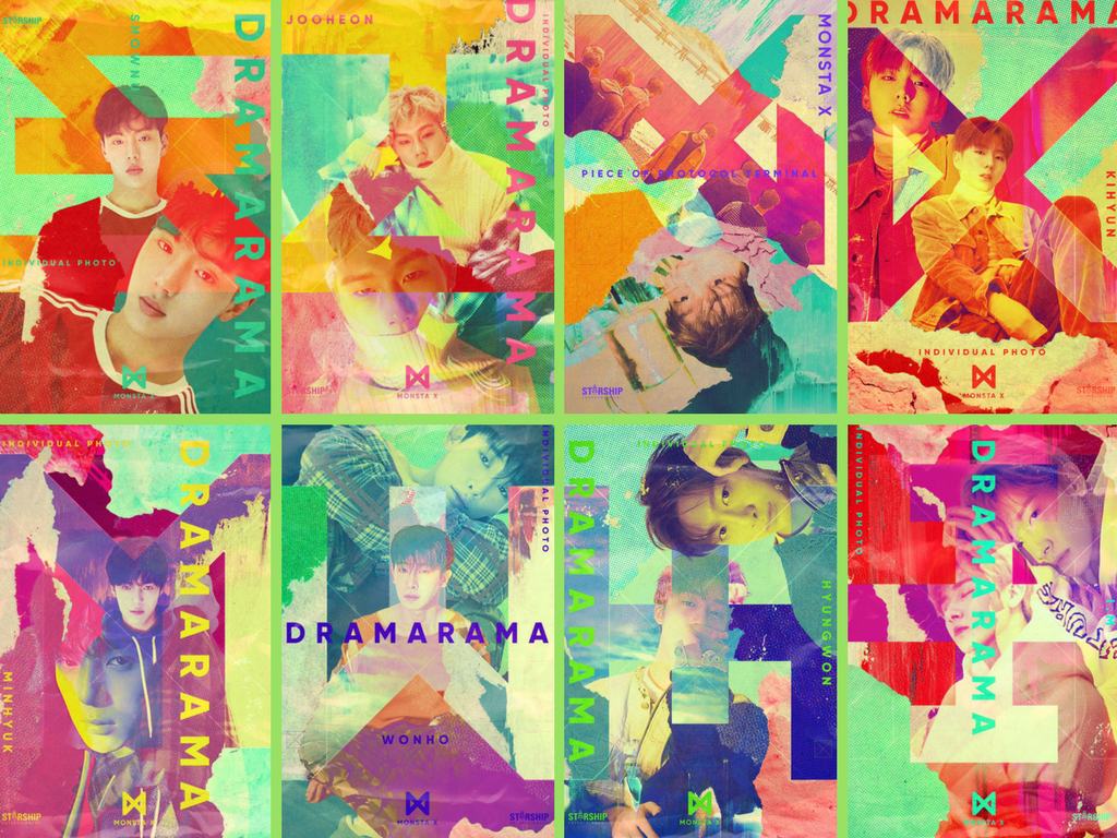 monsta x dramarama review song music video mv kpop k-pop